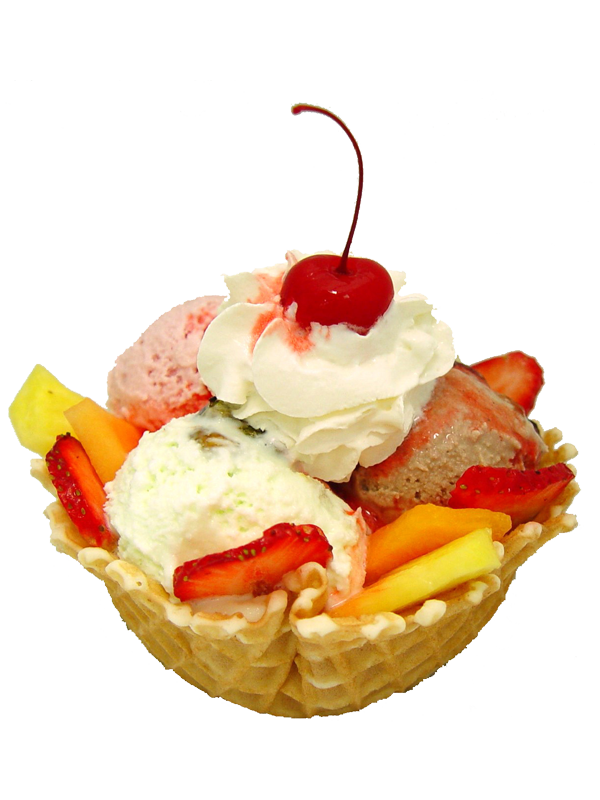 Tocumbo Ice Cream Menu